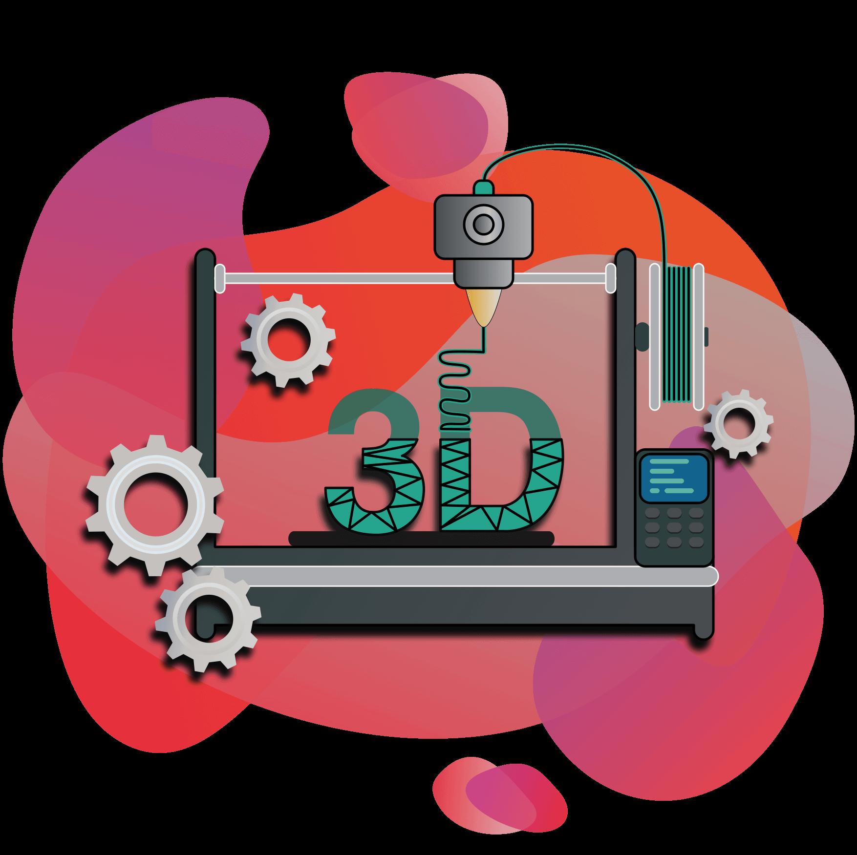 3D моделювання та друк